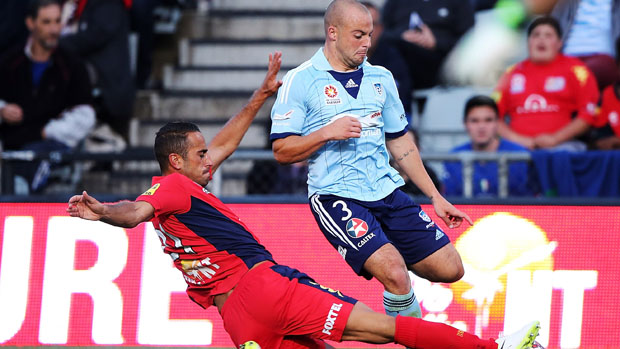 Glory snap up former Sydney FC defender