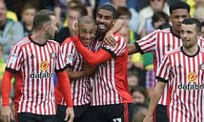 Lewis Grabban double fires Sunderland past his old side Norwich