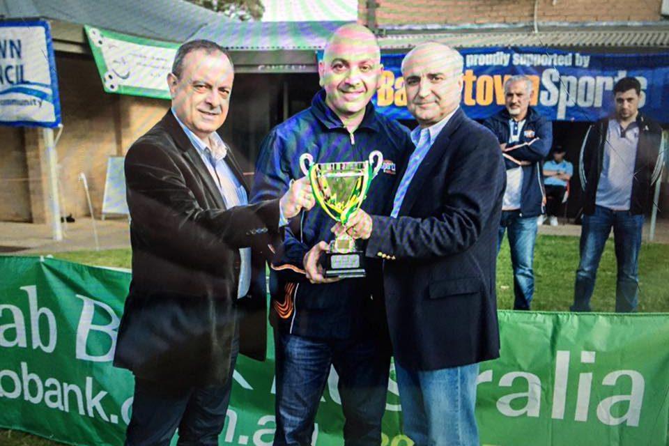 2nd ALFA Tournament -Arab Bank Australia Cup 2014.