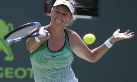 AZARENKA WITHDRAWS FROM CINCINNATI, CITING PERSONAL REASONS