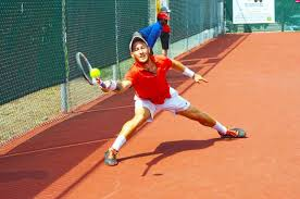 MEN'S TENNIS: Hansson beats Ram-Harel for singles title