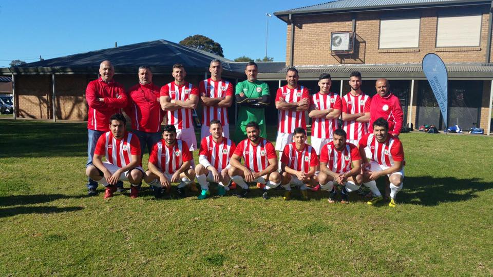 Congratulations to the 12 community teams who participated today in the Arab Bank Australia Cup 2016.