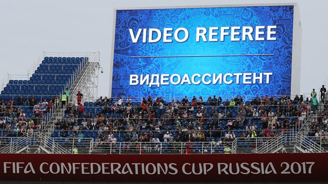 "A milestone tournament"": FIFA President on VAR at Confederations Cup"