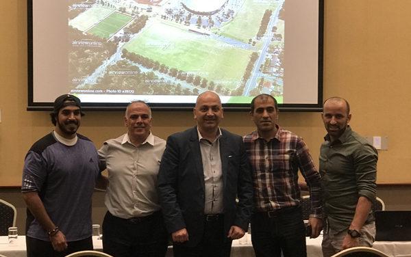 The ALFA committee meeting